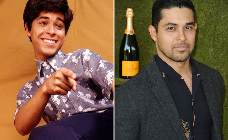 wilmer valderrama that 70s show then and now - That 70s Show Christmas Episodes