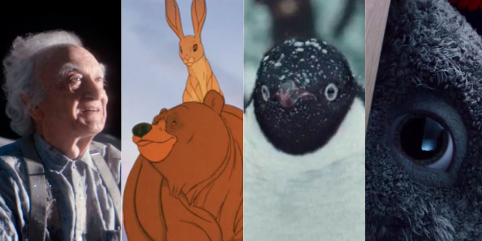 John Lewis Christmas adverts ranked from Moz the Monster to Monty ...
