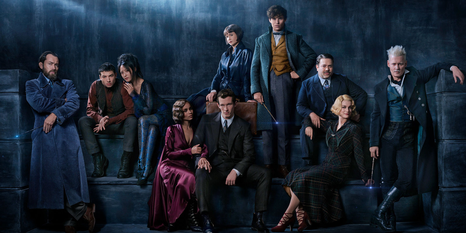 The action of the sequel Fantastic beasts will take place in Paris 11/23/2017 6