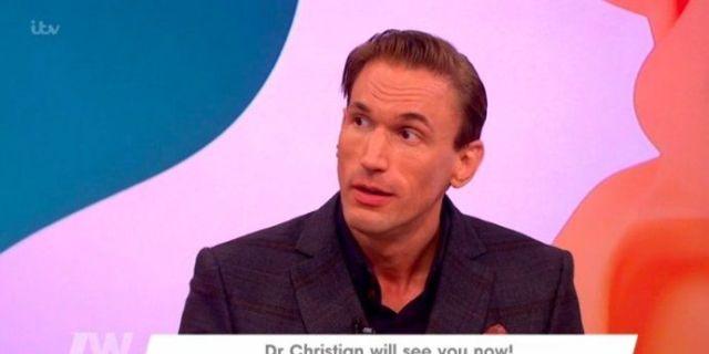 Dr christian jessen dating
