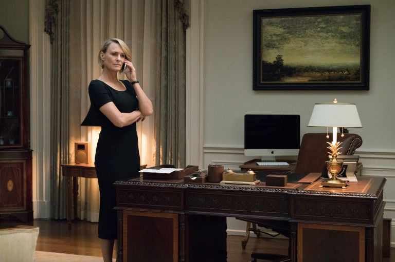 'House of Cards' s05e05: Claire Underwood