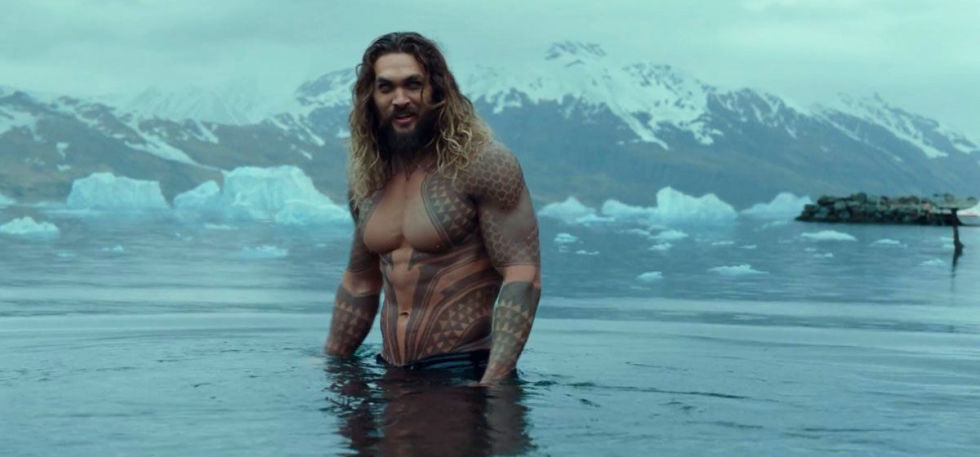 Image result for jason momoa emerging from water