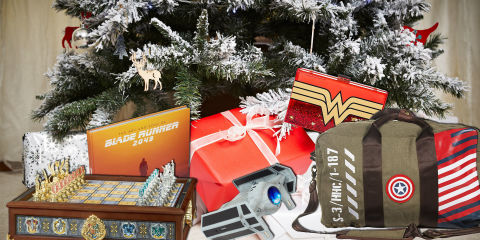 Christmas gift guide - movies, TV and tech presents