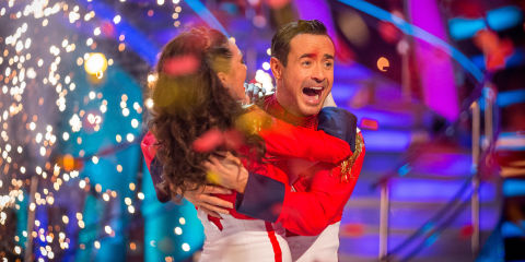 """Strictly Come Dancing's Joe McFadden admits his 2017 win """"didn't have a massive impact"""" on his career"""