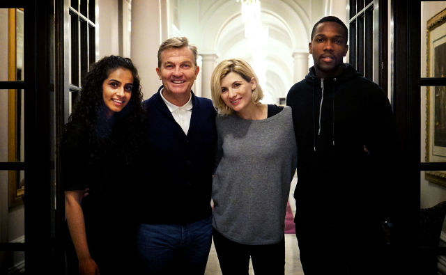 'Doctor Who' series 11 cast
