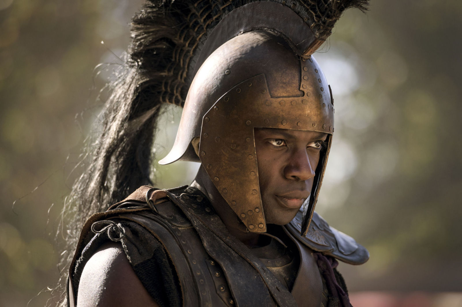 how agamemnon was portrayed in the movie troy Troy's intimidating outer wall in the film, which i take to be 40 or 50 feet in height  with  the famous quarrel between agamemnon and achilles taking place on  day one  some of the characters were well portrayed others not so well  portrayed.