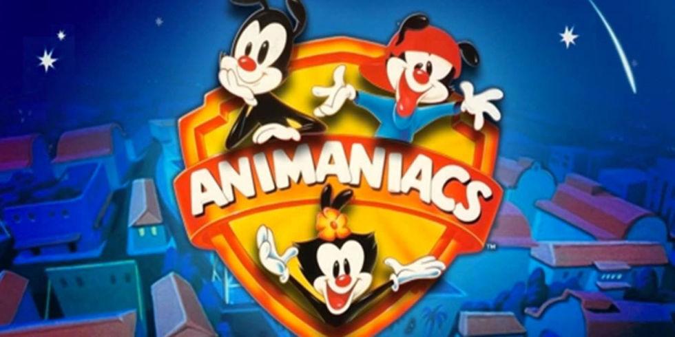 warner bros amblin - Animaniacs Christmas