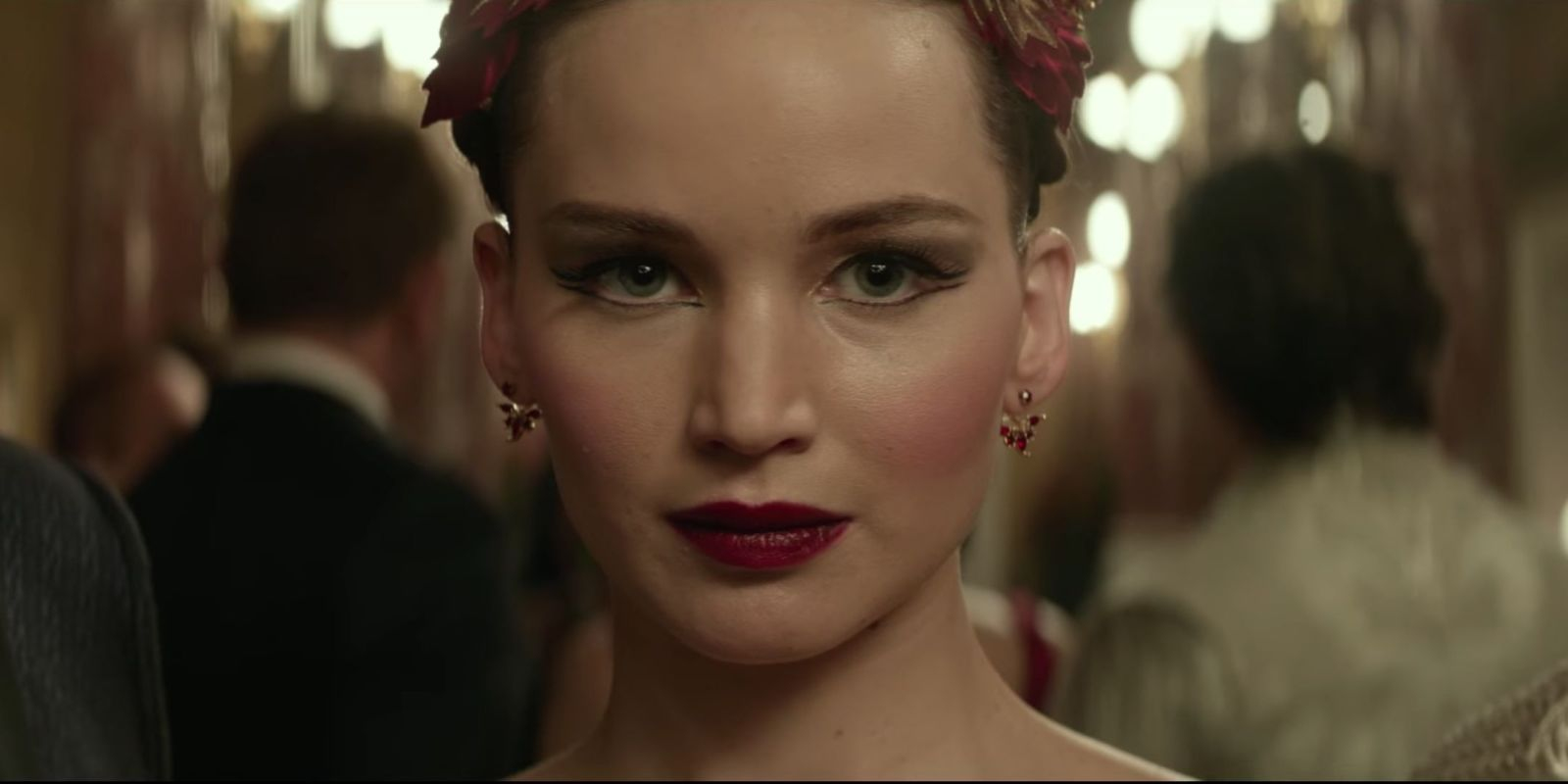 Jennifer Lawrence's nudity in Red Sparrow made the crew ...