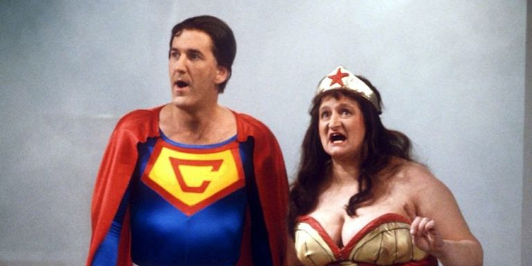 Image result for the russ abbot show