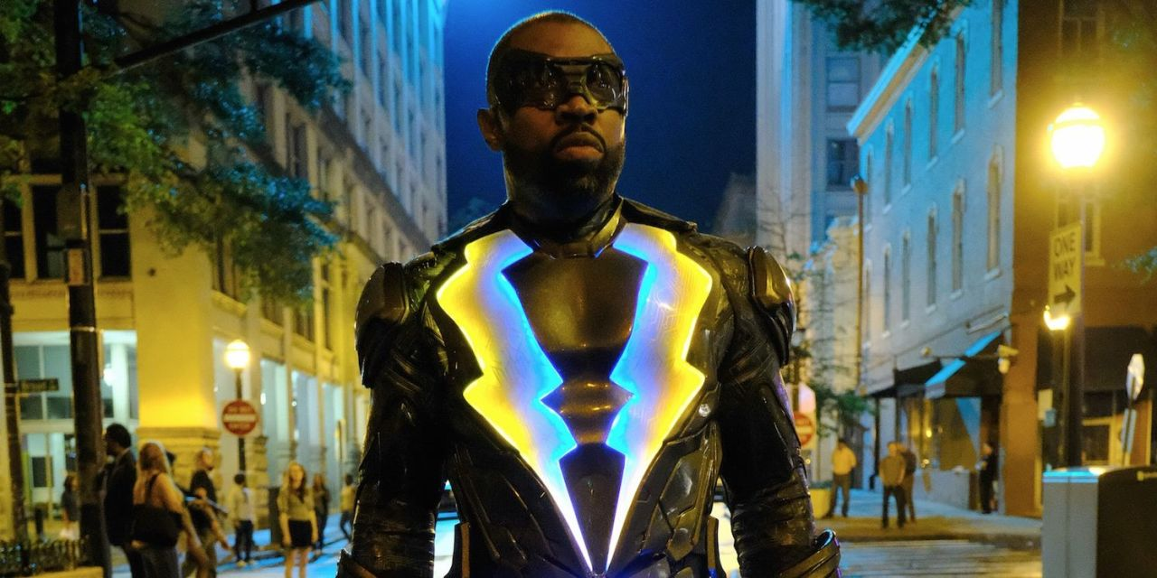 Black Lightning - TV series 2018 3