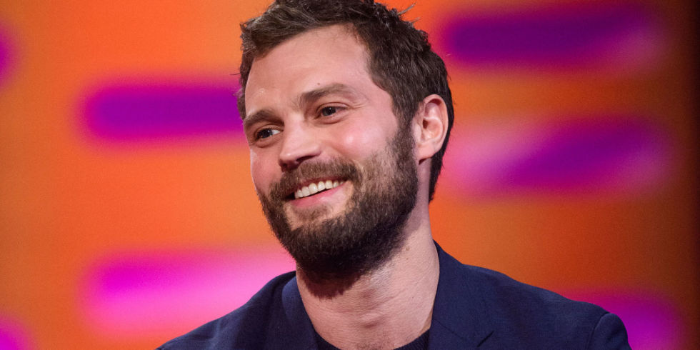 That Time Jamie Dornan Glued a Wig to His Crotch