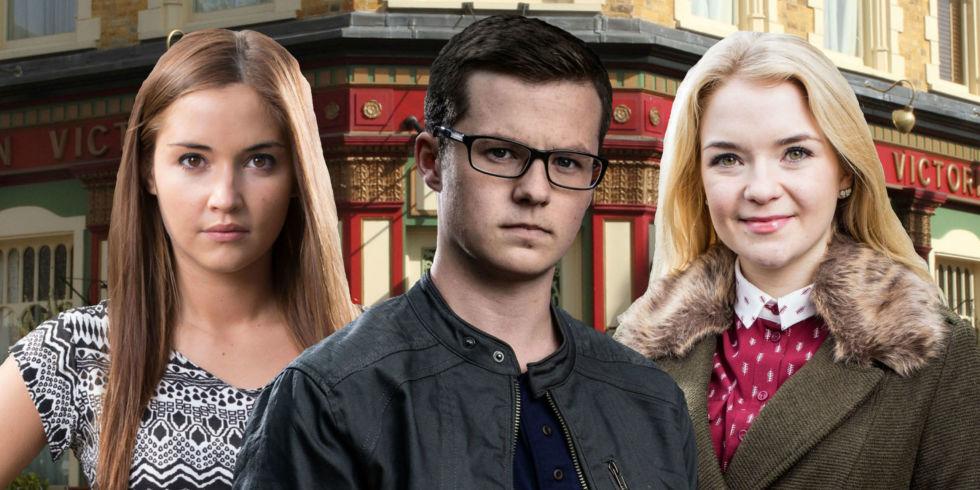Eastenders Wrong Characters Being Axed Comp Lauren Branning Ben Mitchell Abi Branning
