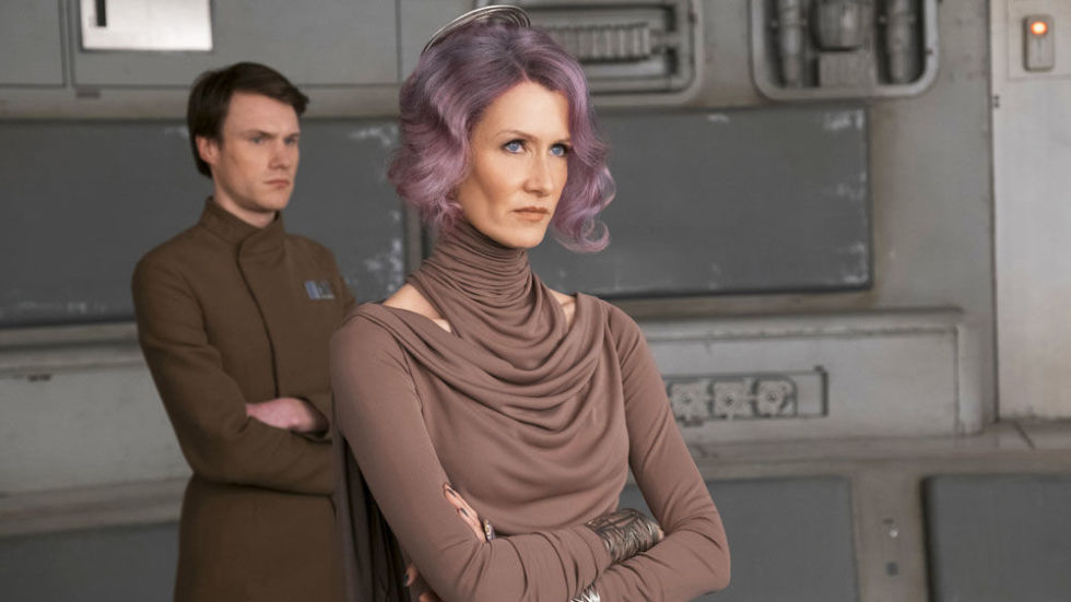 Sexist creep cuts all the women out of The Last Jedi