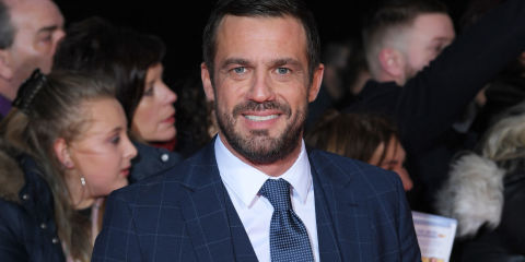 Jamie Lomas makes first public appearance with new girlfriend