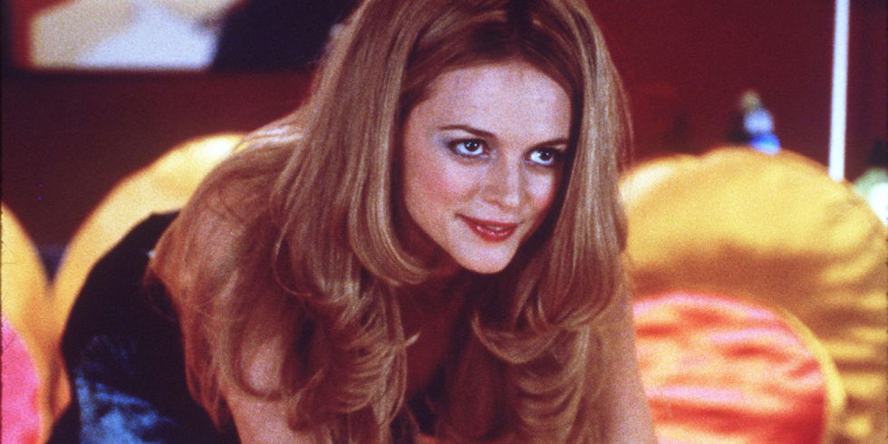 Heather Graham Roller Girl