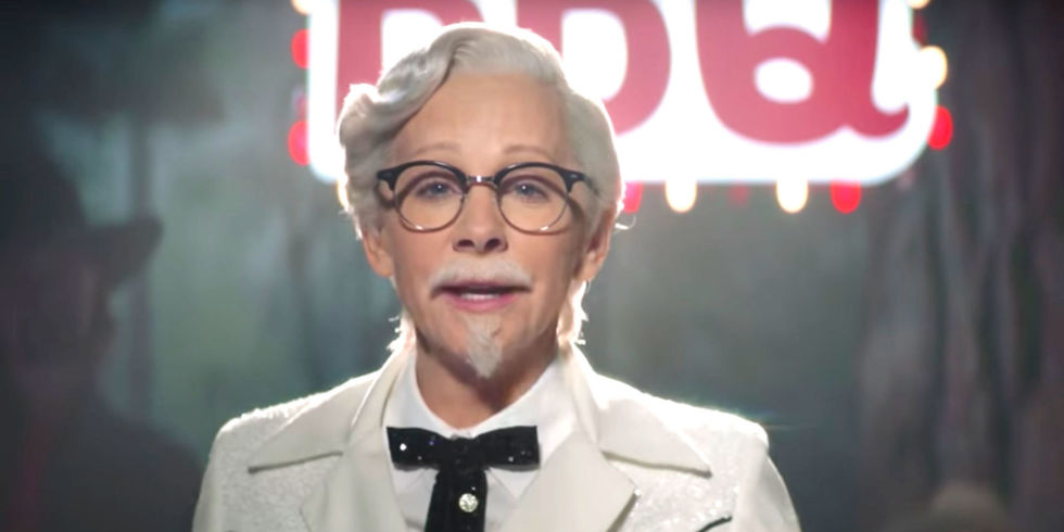 KFC gets its first ever female Colonel Sanders and country music ...
