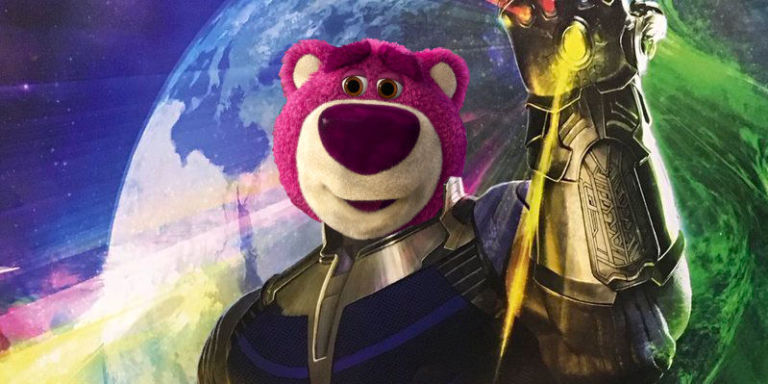 Avengers: Infinity War's trailer has been remade with ...