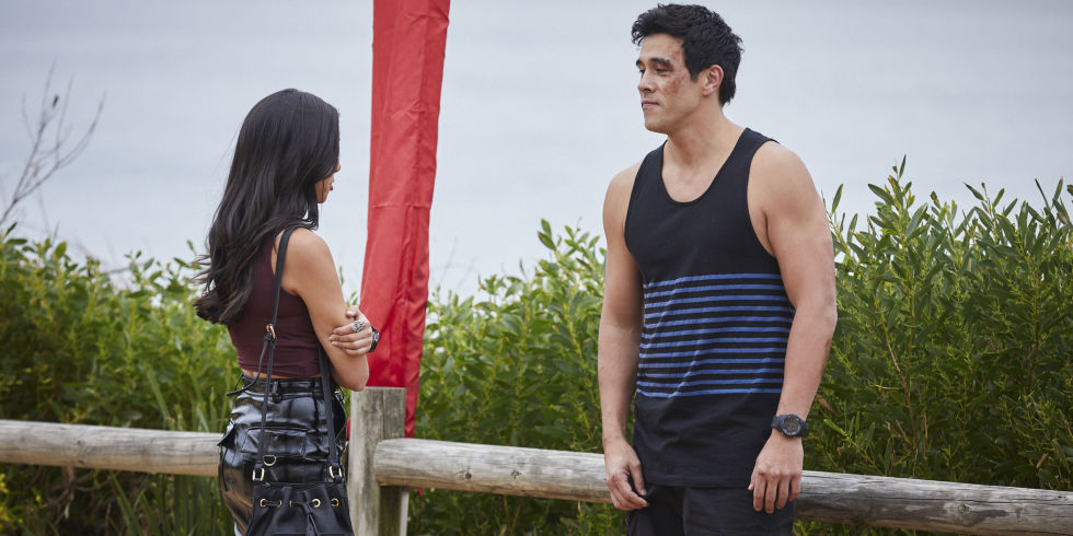 Justin Morgan Wants Willow Harris To Make A Statement Against Boyd Easton In Home And Away