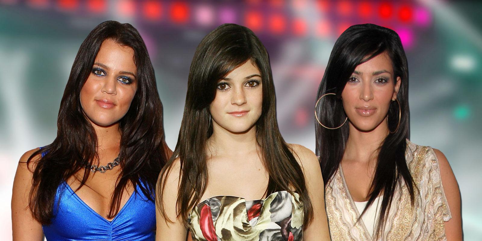 Kim kardashian before surgery celebrity