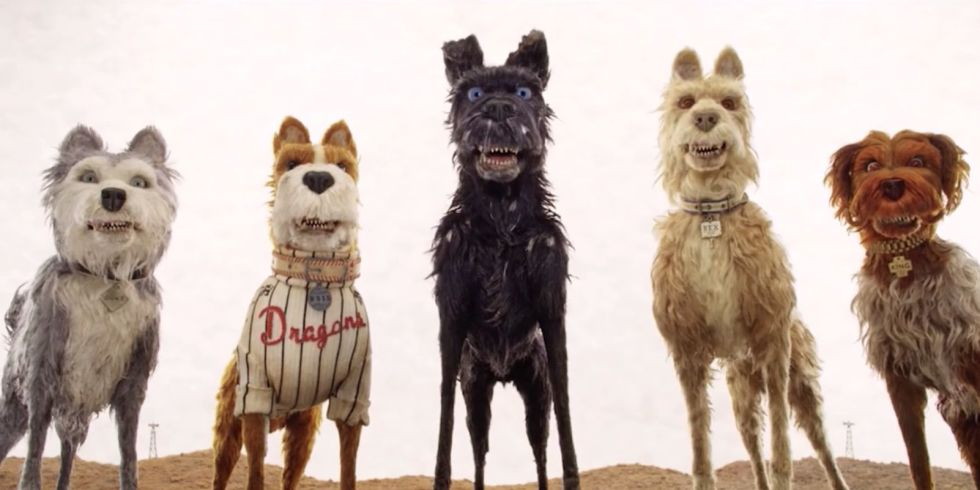 Isla de perros 3