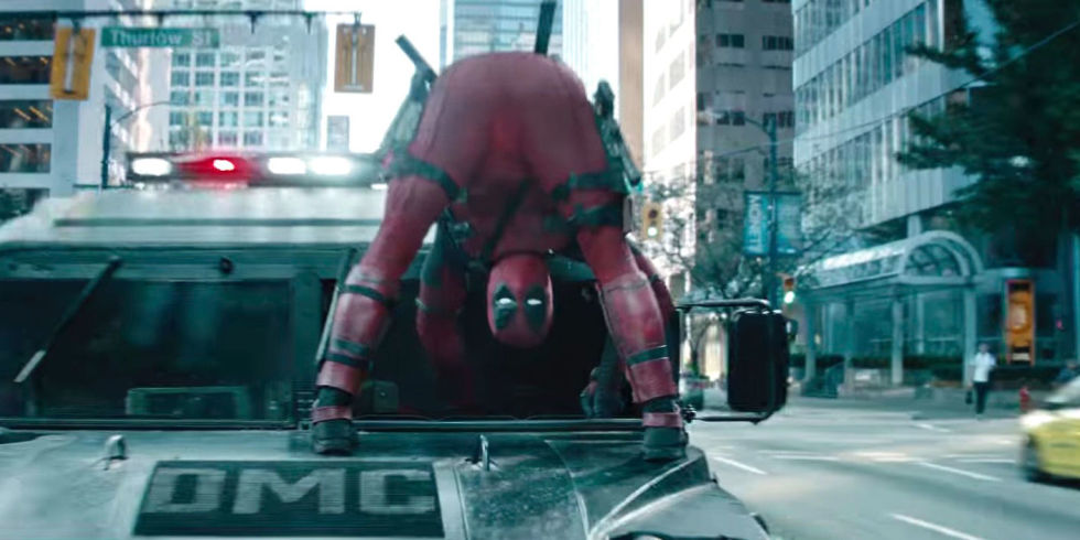 When Is Deadpool