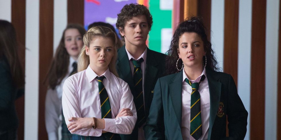 Derry Girls Just Wrapped Up Its First Series With A Huge Gut Punch