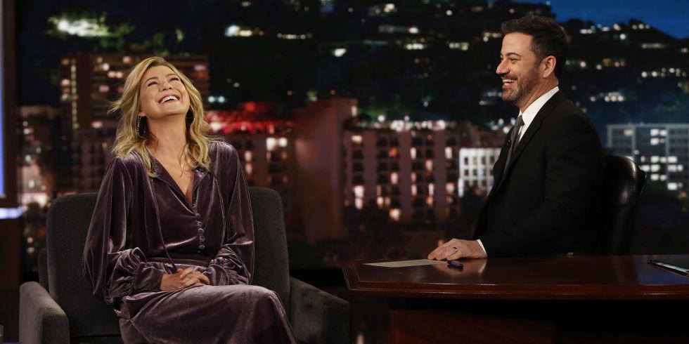 Ellen Pompeo says she revealed her $20 million Grey\'s Anatomy salary ...