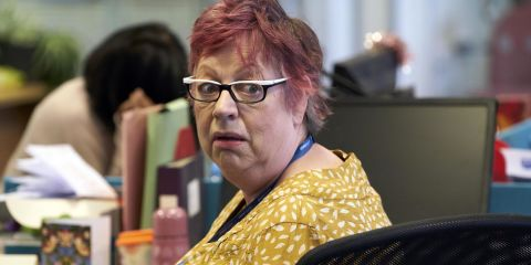 Jo Brand's sitcom Damned is dropped by Channel 4