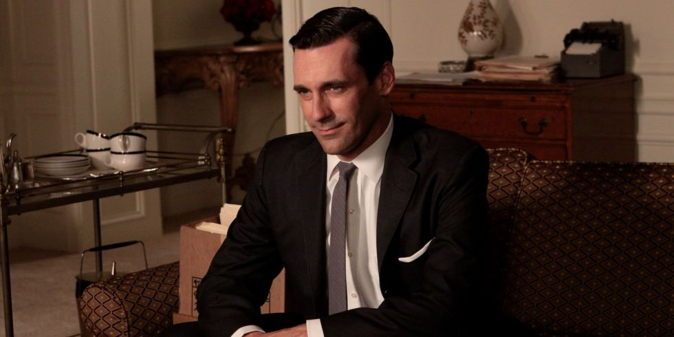 Jon hamm dating show rejection letters