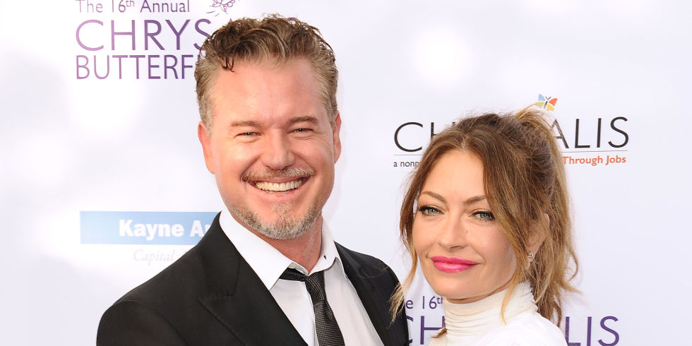 Grey\'s Anatomy star Eric Dane and Rebecca Gayheart are divorcing ...