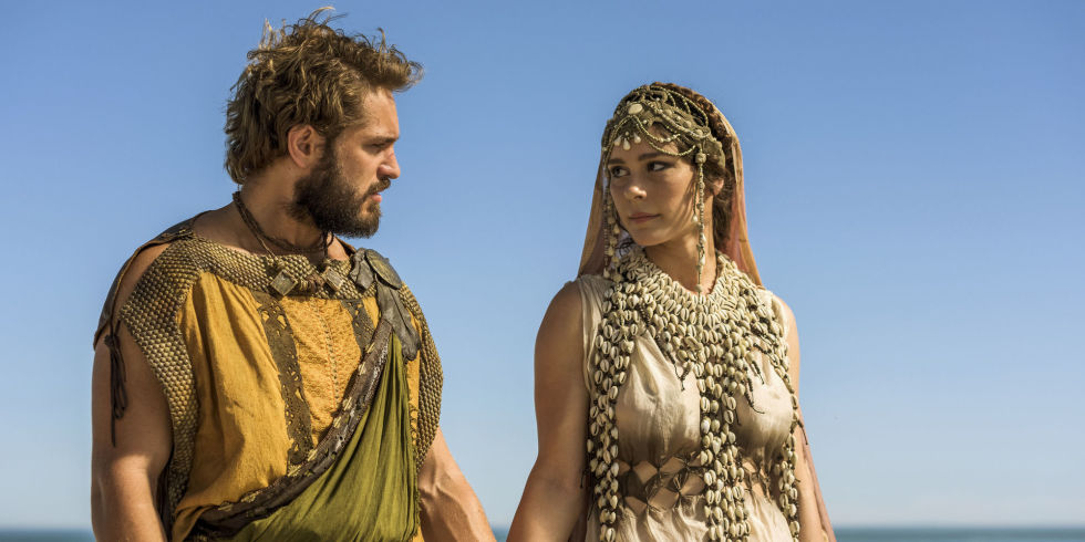 Troy Fall of a City series 2 on Netflix – release date, cast, plot ...