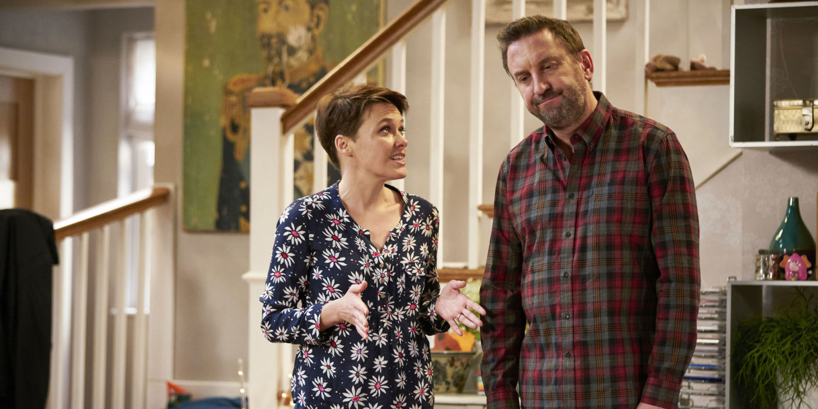 Not Going Out Is Back For Series 9 Is Lee Mack S Old