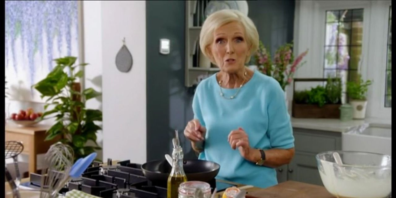 The Great Celebrity Bake Off was a glorious celebration of cooking ...