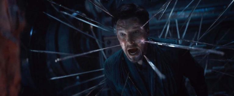 Doctor Strange, Benedict Cumberbatch, Avengers Infinity War trailer