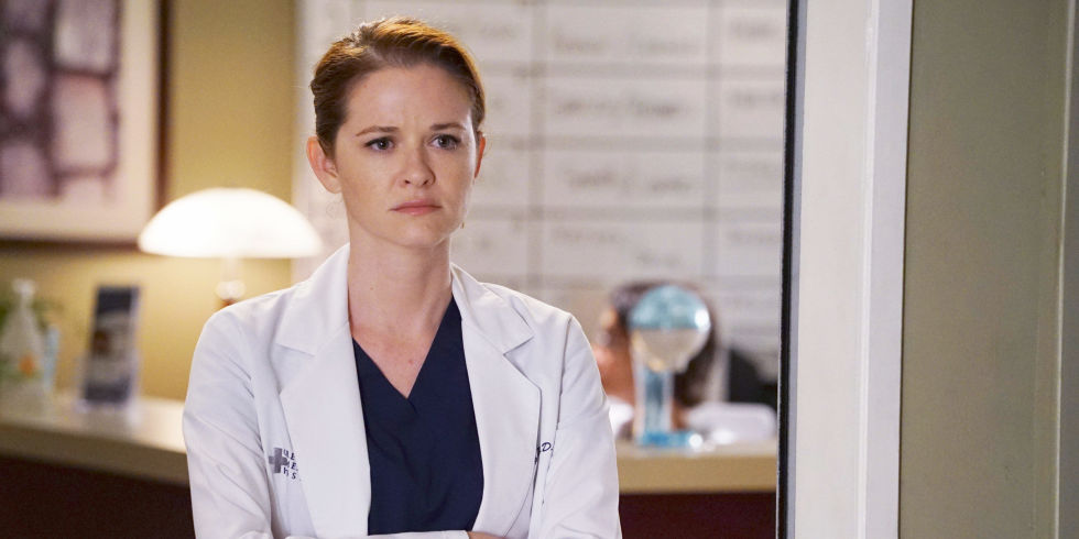Has Greys Anatomy Lined Up A Tragic Exit For April Kepner
