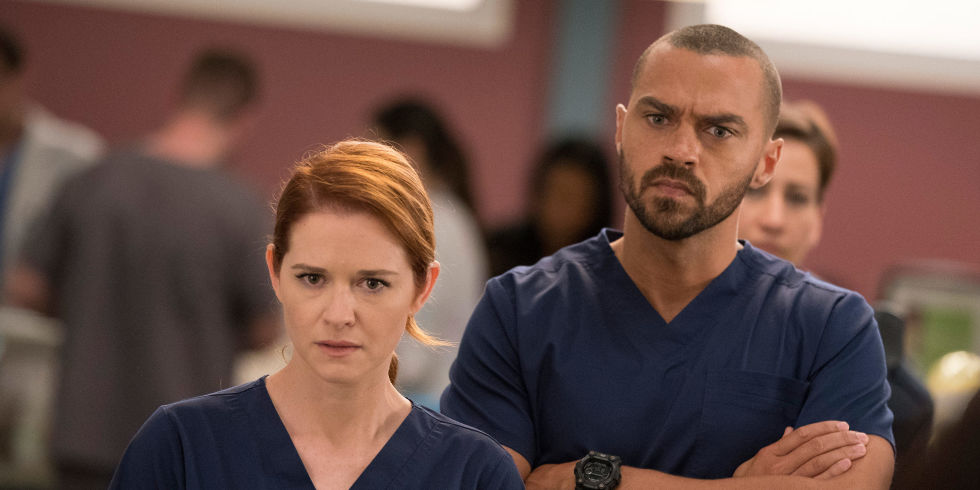 Grey\'s Anatomy fans worry April will be killed off after Sarah Drew ...