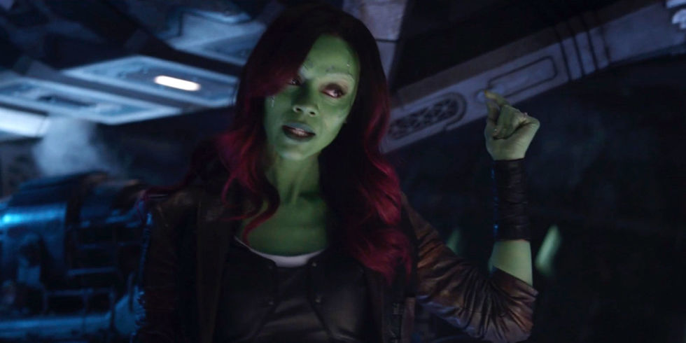 Image result for gamora
