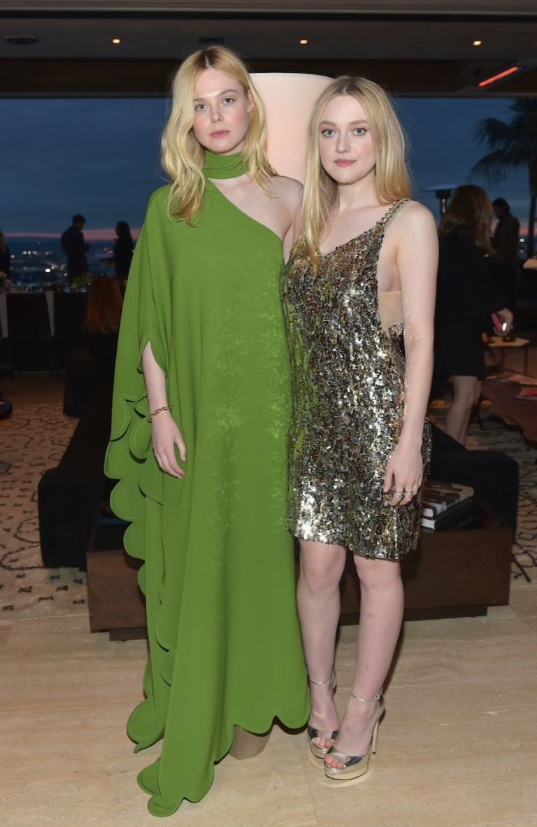 Elle Fanning Just Made Her Modeling Debut, and We're SeriouslyImpressed