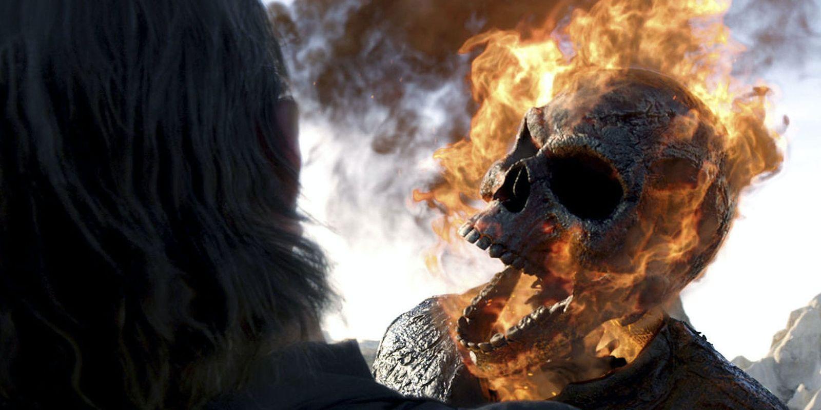 Dantania: Ghost Rider Spirit Of Vengeance Review |Ghost Rider Bad Guy Look