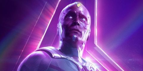 """Vision """"achieved full humanity"""" at Avengers: Infinity War climax"""