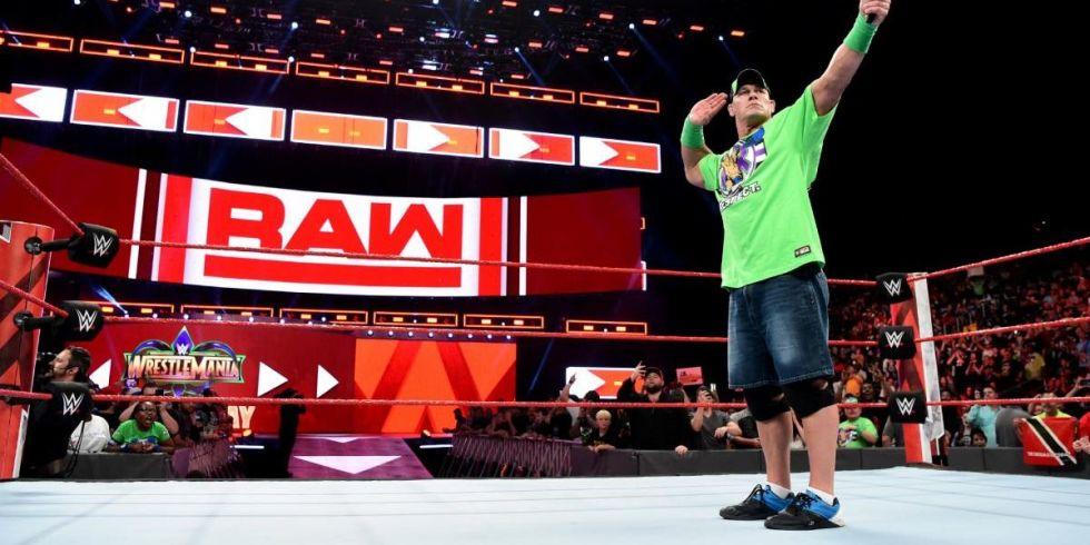 Resultado de imagem para john cena call out undertaker wrestlemania
