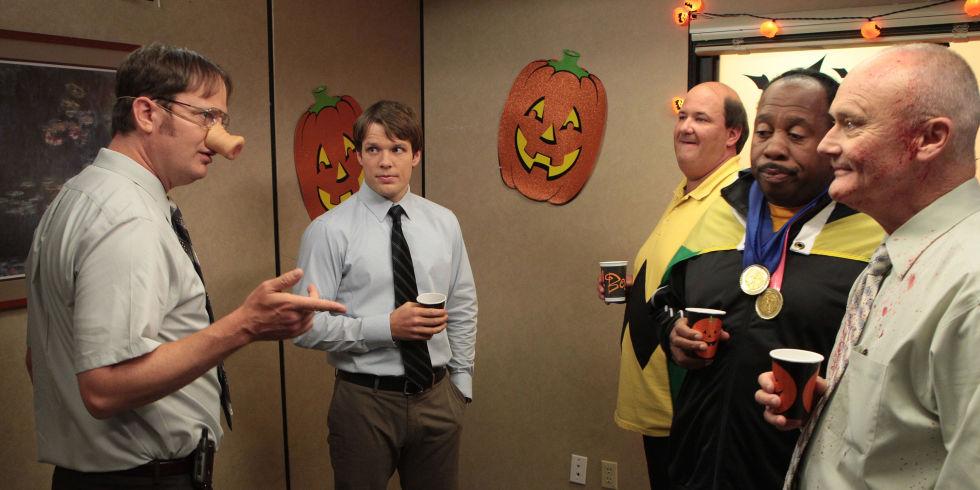 The Office Us Season 9 Here Comes Treble