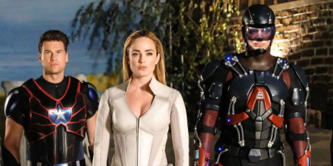 DC's Legends of Tomorrow season 4 release date, cast, plot, trailer and everything you need to know