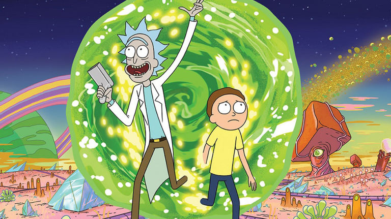 rick and morty episodes