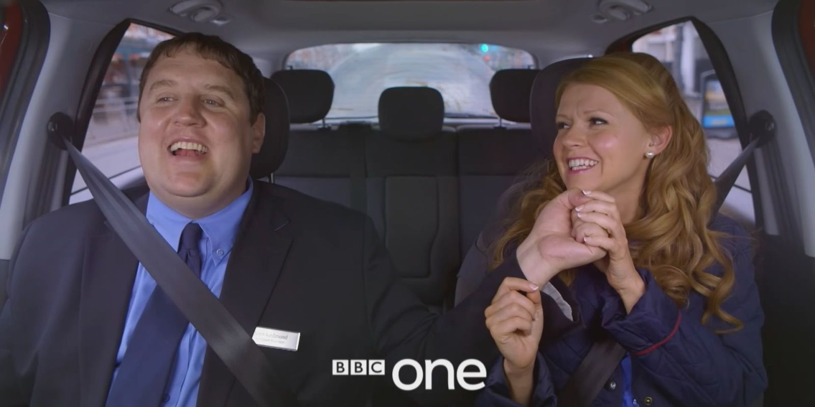pics Fans To Present Peter Kay With Petition To Bring Back Car Share