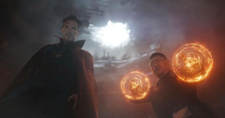 Benedict Cumberbatch, Benedict Wong, Doctor Strange, Wong, Avengers: Infinity War