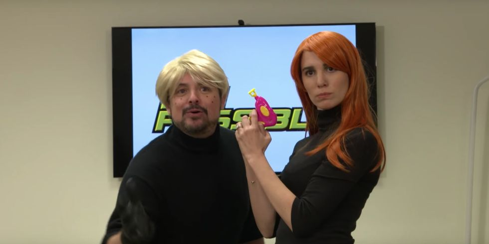 Kim possible and ron dating simulator