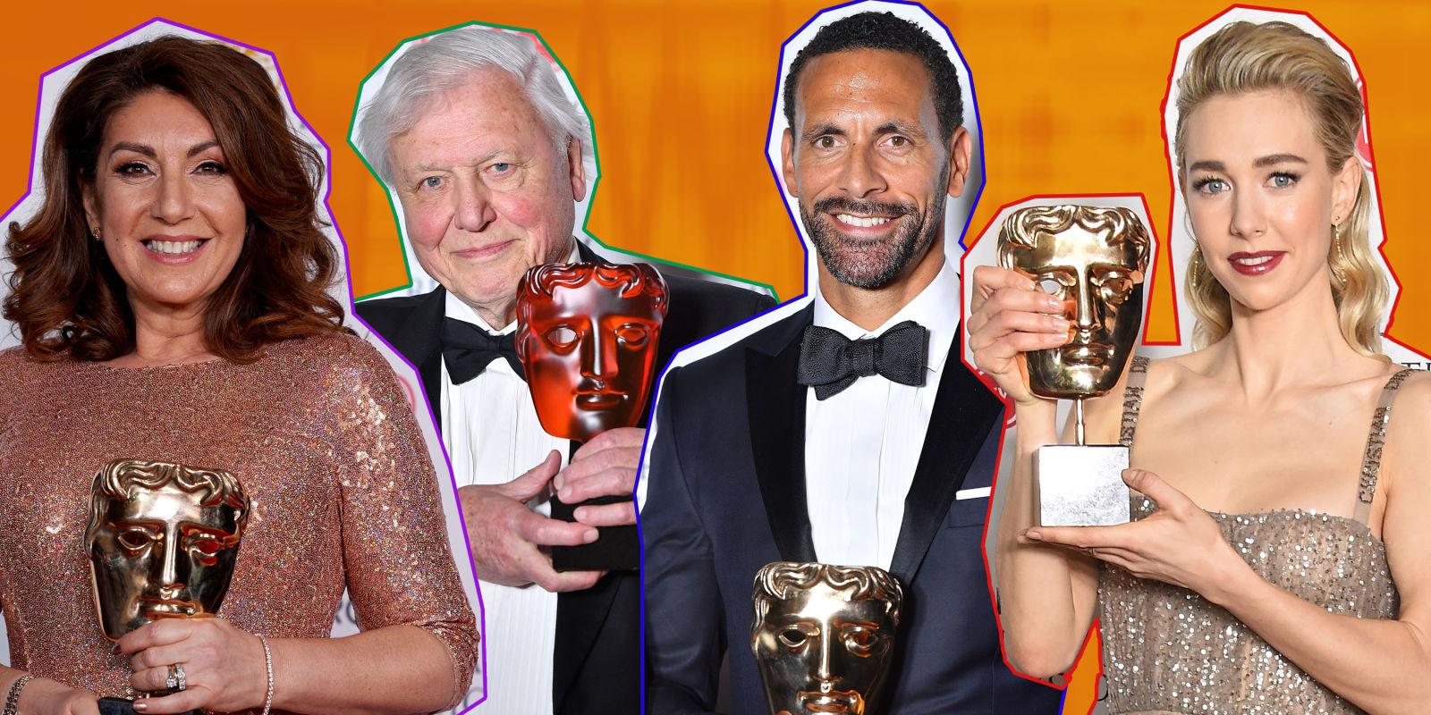 Watch BAFTA TV Award Nominations 2019 video