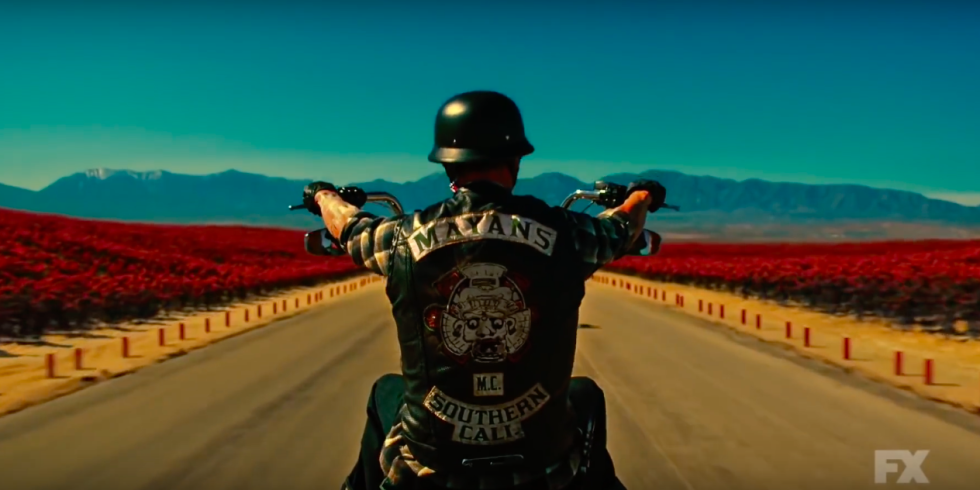 Image result for mayans mc gif