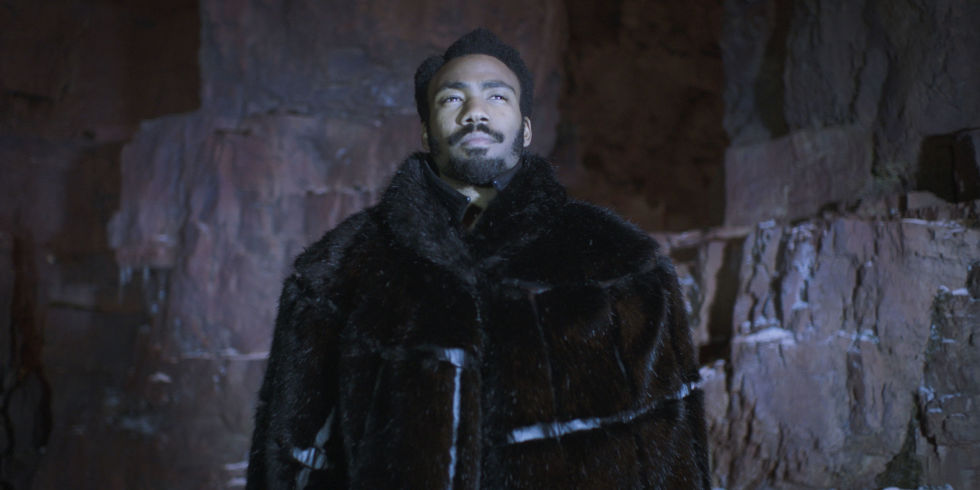 SOLO: A STAR WARS STORY Actor Donald Glover Details His
